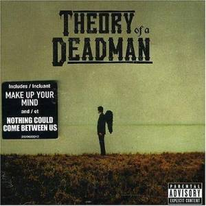 Cover - Theory Of A Deadman: Theory Of A Deadman