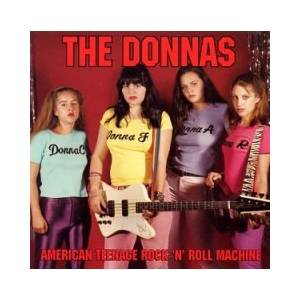 Cover - Donnas, The: American Teenage Rock 'n' Roll Machine