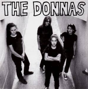 Cover - Donnas, The: Donnas, The