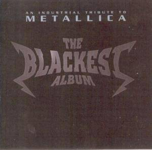 Blackest Album - An Industrial Tribute To Metallica, The - Cover