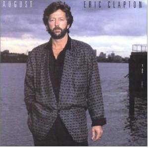 Eric Clapton: August - Cover