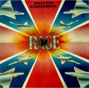Rage: Out Of Control - Cover