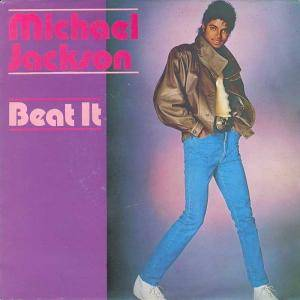 Michael Jackson: Beat It - Cover