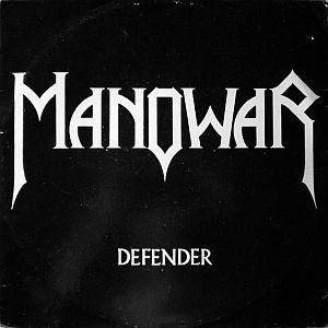 Manowar: Defender - Cover