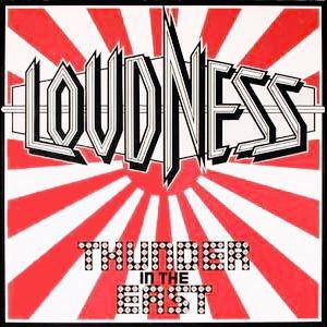 Loudness: Thunder In The East (LP) - Bild 1