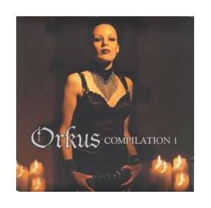 Orkus Compilation 01 - Cover