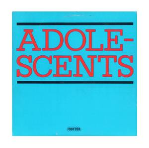 Adolescents: Adolescents - Cover