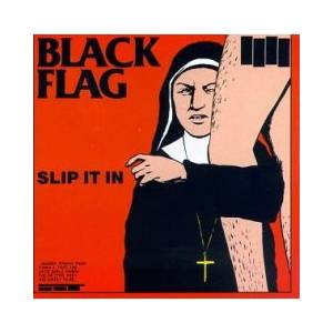 Black Flag: Slip It In - Cover