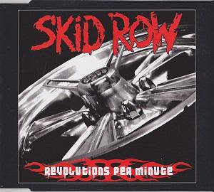 Cover - Skid Row: Revolutions Per Minute