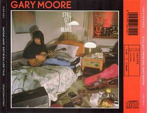 Gary Moore: Still Got The Blues (CD) - Bild 2