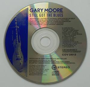 Gary Moore: Still Got The Blues (CD) - Bild 3