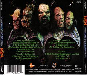 Lordi: The Arockalypse (CD) - Bild 5
