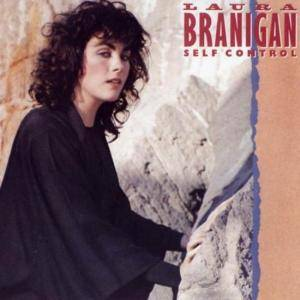 Laura Branigan: Self Control - Cover