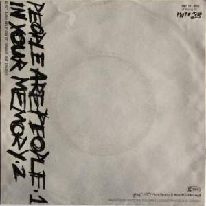 "Depeche Mode: People Are People (7"") - Bild 2"