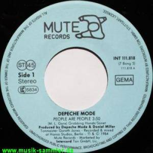 "Depeche Mode: People Are People (7"") - Bild 3"