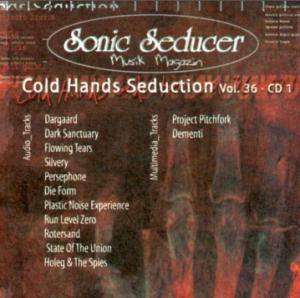 Sonic Seducer - Cold Hands Seduction Vol. 36 (2004-04) - Cover