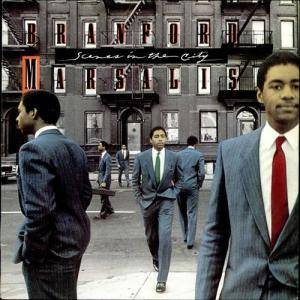 Branford Marsalis: Scenes In The City - Cover