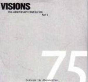 Visions - 75th Anniversary Compilation Part II - Cover
