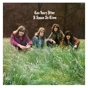 Ten Years After: Space In Time, A - Cover
