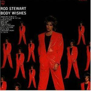 Rod Stewart: Body Wishes - Cover