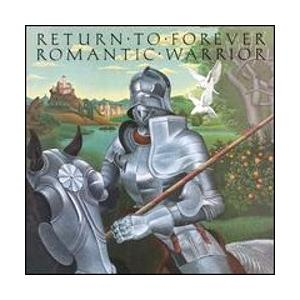 Return To Forever: Romantic Warrior - Cover