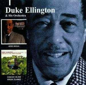 Cover - Duke Ellington: Afro Bossa / Concert In The Virgin Islands