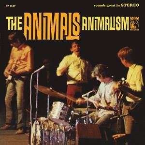 Cover - Animals, The: Animalism