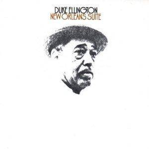 Duke Ellington: New Orleans Suite - Cover