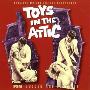 Cover - George Duning: Toys In The Attic