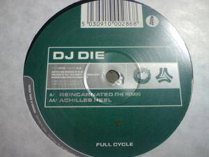 DJ Die: Reincarnated - Cover