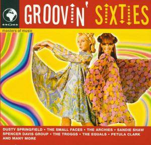 Groovin' Sixties - Cover