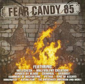 Terrorizer 201 - Fear Candy 85 - Cover