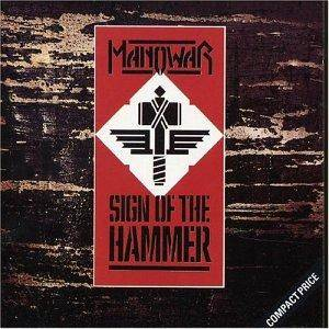 Manowar: Sign Of The Hammer (CD) - Bild 1