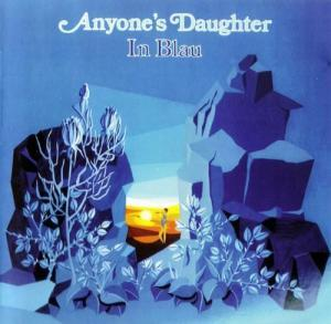 Anyone's Daughter: In Blau - Cover