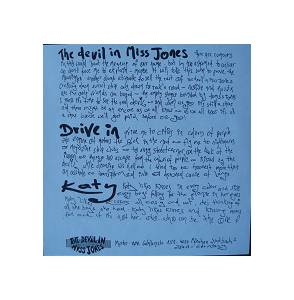 "The Devil In Miss Jones: Miss Jones (7"") - Bild 3"