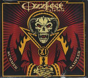 Ozzfest 2006 - Summer Sampler - Cover
