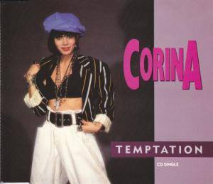 Corina: Temptation - Cover