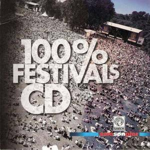 Cover - Stereophonics: 100% Festivals CD