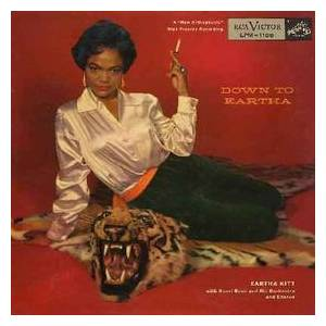 Cover - Eartha Kitt: Down To Eartha