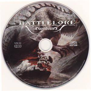 Battlelore: Doombound (CD + DVD) - Bild 3