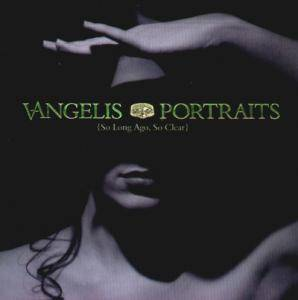 Vangelis: Portraits (So Long Ago, So Clear) - Cover