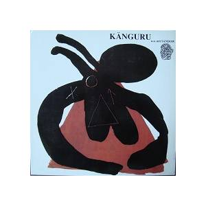 Cover - Sandow: Känguru