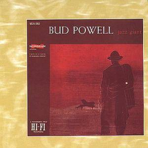 Bud Powell: Jazz Giant - Cover