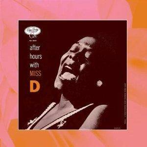 Cover - Dinah Washington: After Hours With Miss D