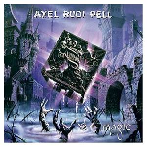 Axel Rudi Pell: Magic - Cover