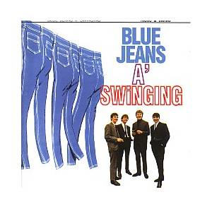Cover - Swinging Blue Jeans, The: Blue Jeans A' Swinging