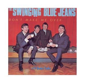 Cover - Swinging Blue Jeans, The: Don't Make Me Over