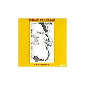 Cover - Tommy Flanagan: Thelonica