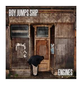 Cover - Boy Jumps Ship: Engines