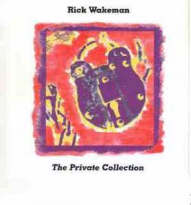 Rick Wakeman: Private Collection, The - Cover